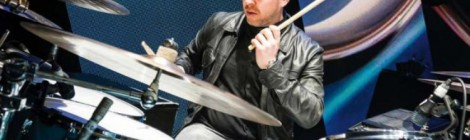 Karl Voted Music Radar best pop/session drummers in the world